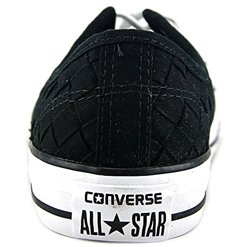 Women Chuck Converse US All Star Ox Taylor 7 Black Sneakers qXq1Twf