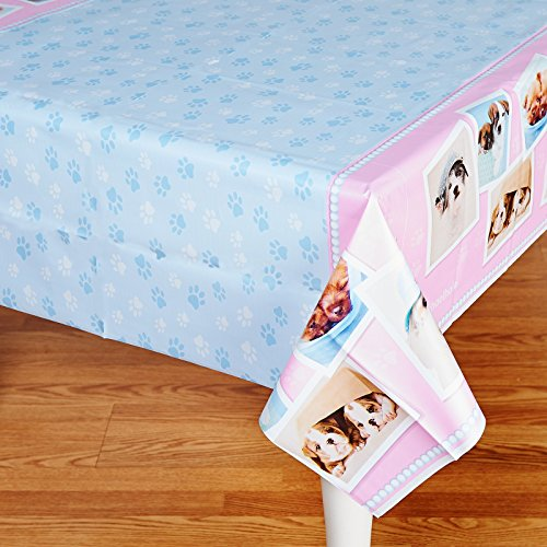 Rachael Hale Glamour Dogs Party Supplies - Plastic Table Cover