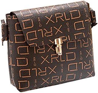 B Cartera de mujer RETUROM Las mujeres forman la bolsa de hombro del bolso de Crossbody del bolso de la bolsa de mensajero del bolso de la bolsa