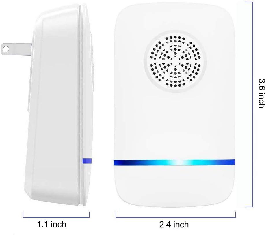 JALL Ultrasonic Pest Repeller Image