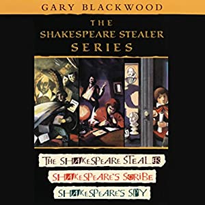 The Shakespeare Stealer Audiobook