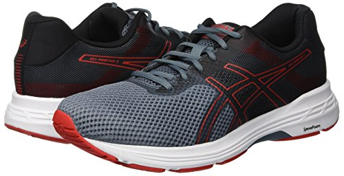 classic Asics Running 9 Homme Chaussures Red 020 ironclad Multicolore phoenix De Gel BXzrZnwBf7