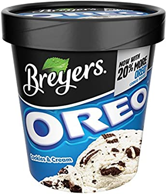 Breyers helado, pinta (8 unidades): Amazon.com: Grocery ...
