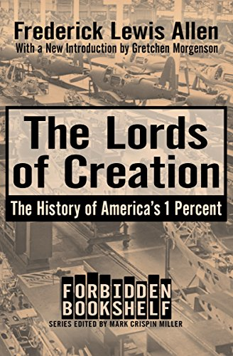 The Lords of Creation (Forbidden Bookshelf) cover