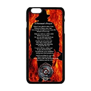 """Generic Custom Unique Otterbox You Deserve--American Flag Firefighter Emblem in Flames Fire Rescue Symbol Plastic Case Cover for the iPhone6 Plus 5.5"""" by ruishername"""