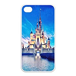 4S case,Fairytale Castle 4S cases,4S case cover,iphone 4 case,iphone 4 cases