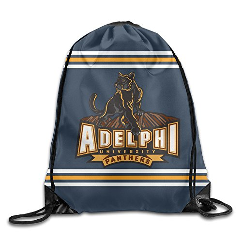 Acosoy Adelphi University Drawstring Backpacks/Bags