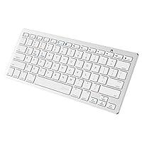 Teclado Bluetooth Tipo Mac Tablet Pc Ipad Celulares Iphone