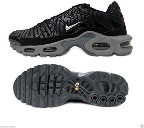 Nike Air Max Plus Tuned TN Camuflaje Cebra Zapatillas Negras ...