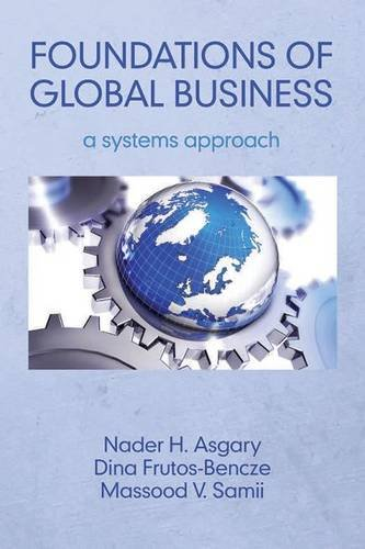 Foundations of Global Business: A Systems Approach (HC) pdf epub