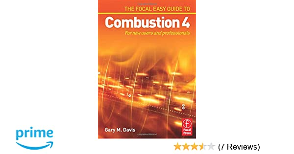 amazon com the focal easy guide to combustion 4 for new users and rh amazon com