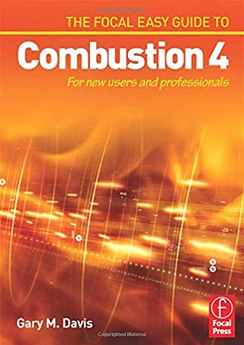 amazon com the focal easy guide to combustion 4 for new users and rh amazon com Operators Manual User Manual PDF