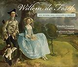Willem de Fesch Seis Sonatas para Violoncello y Clavecín