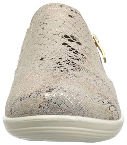 Spring Women's Python Mandie Gold Step Flexus Sneaker by 5xqwR