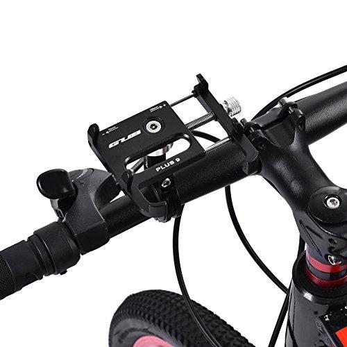 mountainbike road fiets motorfiets stuur rotatie 360 graden eenvoudige installatie mount stand mobiele telefoon clip…