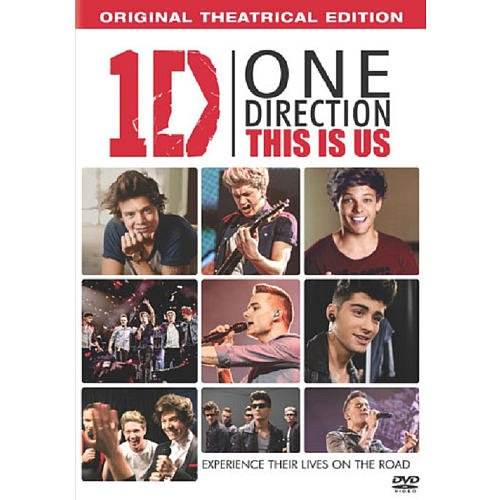 Price comparison product image One Direction: This Is Us DVD