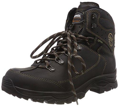 Meindl Women's Vakuum Lady Ultra (XL) High Rise Hiking Shoes Brown (Dunkelbraun 46) Kue78IOZ