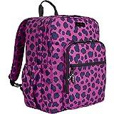 Vera Bradley Lighten Up Large Backpack in Leopard Spots