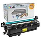 LD © Remanufactured Replacement Laser Toner Cartridge for Hewlett Packard CE412A (HP 305A) Yellow, Office Central