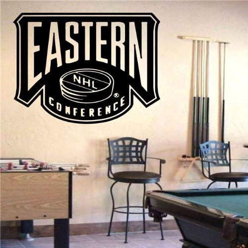 Vinyl Decal Mural Sticker NHL Eastern Conference S535