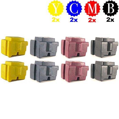 xerox color cube - 8