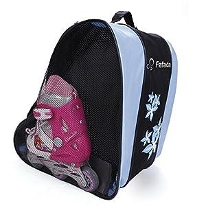 Fafada Tasche für Skateschuhe Schlittschuhe Rollschuhe Eislauf Bag Hülle...