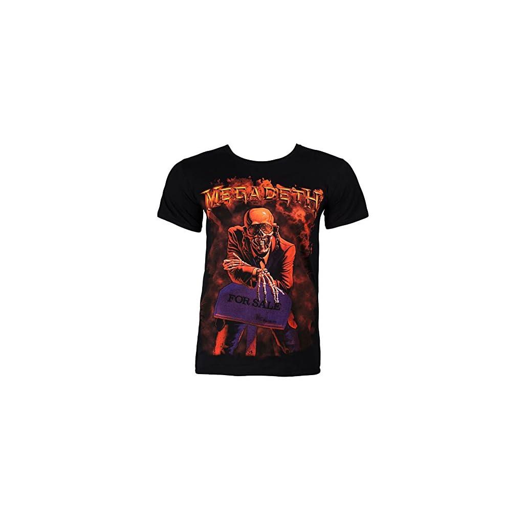 Megadeth – Camiseta – Peace Sells