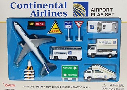 daron-continental-airlines-airport-play-set-parallel-import-goods