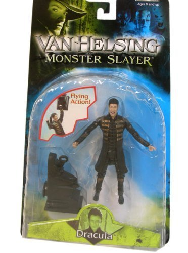 Van Helsing: Monster Slayer Series 2 Dracula with Flying Action by Universal - Outlet Studios Store Universal