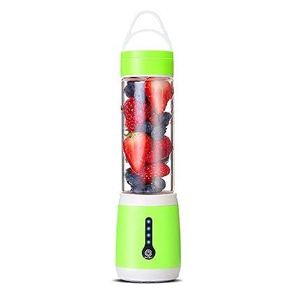 KOSHSH Multiusos Taza De Exprimidor USB Modo De Extractor De Carga Portátil Pequeño Hogar Licuadora USB