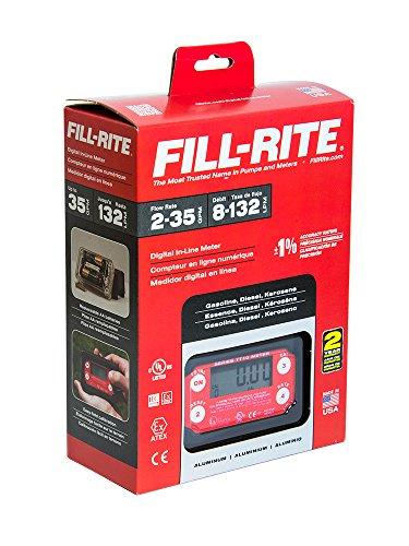 Fill-Rite TT10AN 2-35 GPM Inline Digital Turbine Fuel Meter by Fill-Rite (Image #2)