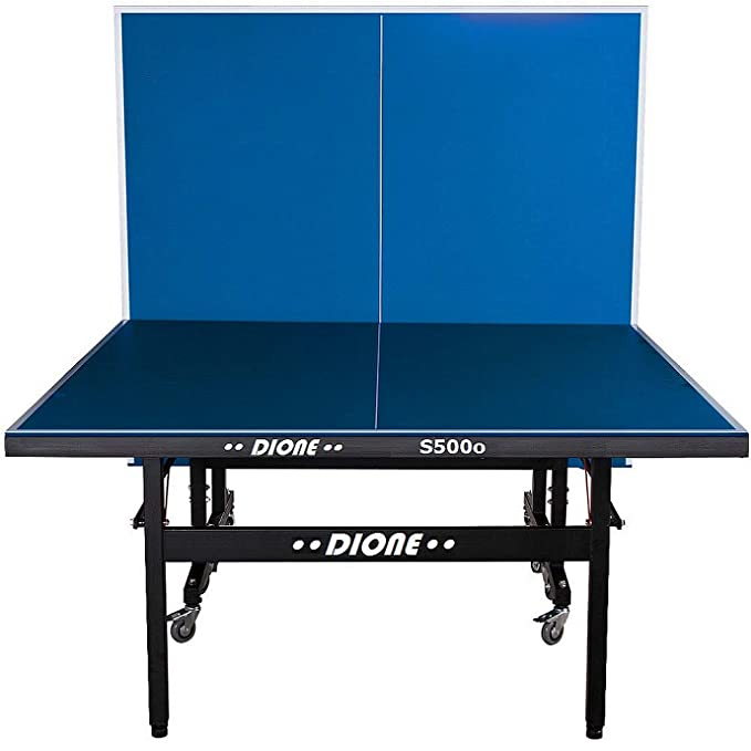 Dione S500o - Mesa de Ping Pong (6 mm, Plegable, para Exteriores ...