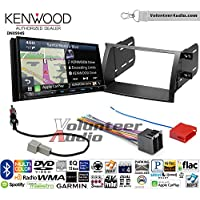 Volunteer Audio Kenwood Excelon DNX994S Double Din Radio Install Kit with GPS Navigation Apple CarPlay Android Auto Fits 2011-2013 Kia Sorento