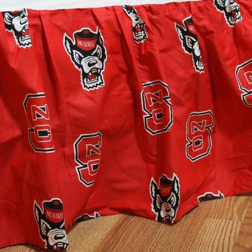 North Carolina State Wolfpack Queen - 8