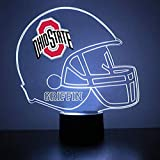 Mirror Magic Store Football Helmet LED Light/Lamp