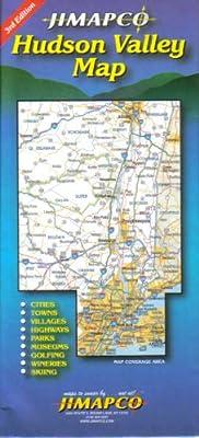 Hudson Valley Map
