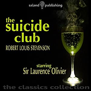The Suicide Club Audiobook