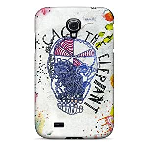 Fashion Xlc16694vSrO Case Cover For Galaxy S4(cage The Elephant)