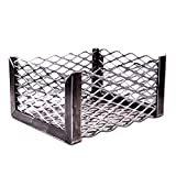 LavaLock Charcoal Basket 10 x 10 x 6 '' - Vertical Horizontal offset BBQ smoker coal (firebox)