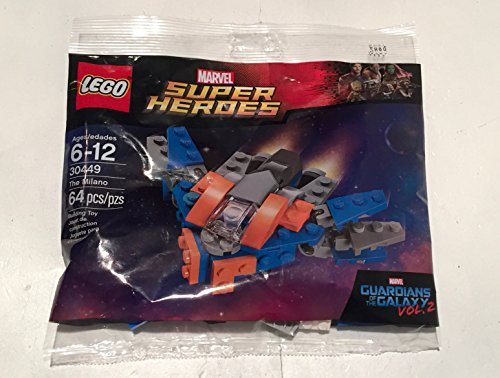 LEGO Marvel Super Heroes Guardians of the Galaxy The Milano (30449) Bagged
