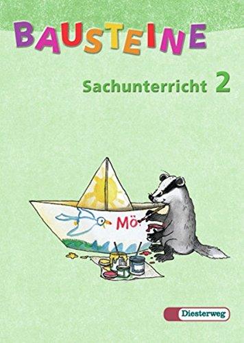 BAUSTEINE Sachunterricht - Ausgabe 2003: Schülerband 2