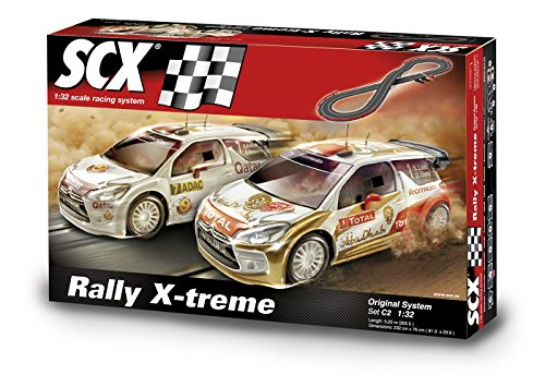 Scalextric-Digital-System-Circuito-C2-Rally-X-Treme-Scalextric