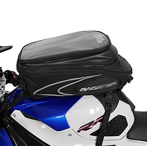 Tankrucksack Honda CBF 600 Bagster Evosign 4898C1 20-30 Liter schwarz Befestigung Easy Road