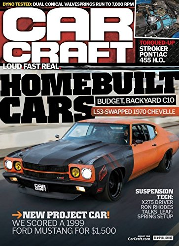 Rod Cars Project Hot (Car Craft)