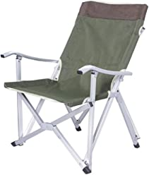 H&M Folding Camping Chair Ultra-Light Portable Waterproof Oxford Cloth for Casual Mountaineering Barbecue