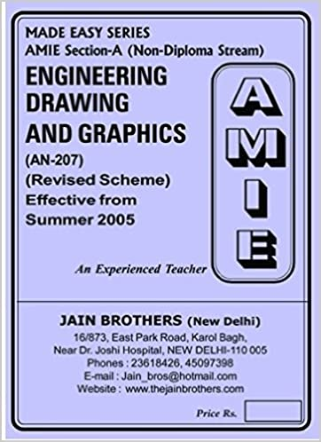 buy amie section a engineering drawing and graphics an 207