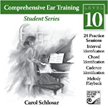 Comprehensive Ear Training Level 10 - CD ONLY