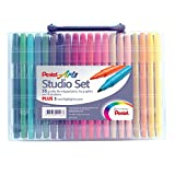 Pentel S360PP-35A Arts Studio Set