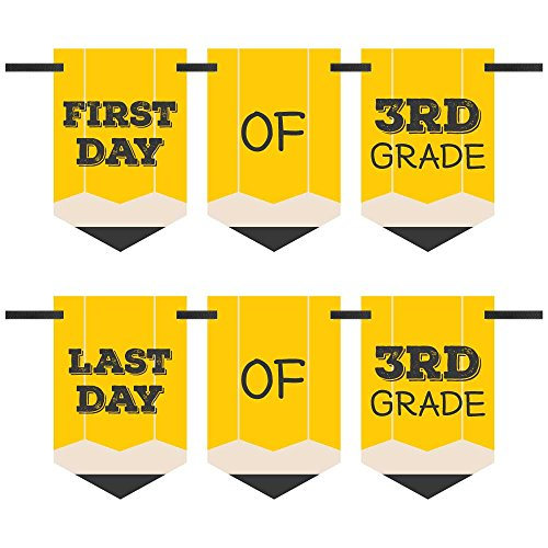 1St Day Back To School - 9