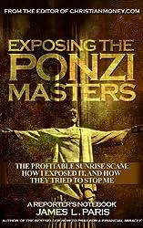 Exposing The Ponzi Masters: Offshore Money Laundering Ponzi Scheme Exposed (White Collar Crime)